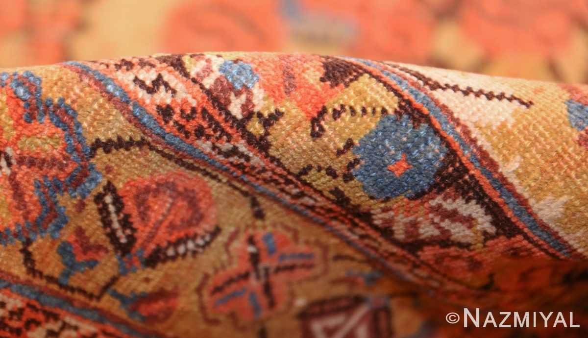 antique persian afshar rug 48041 pile Nazmiyal