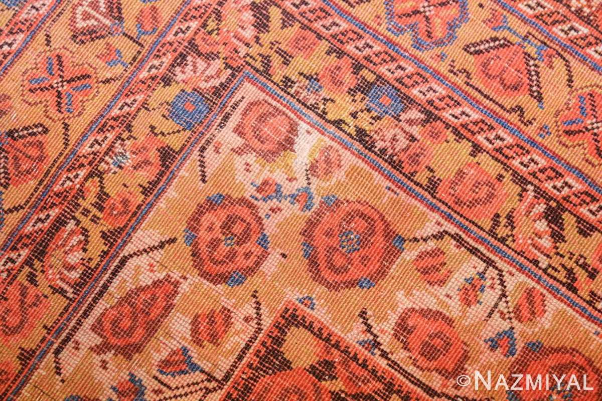 antique persian afshar rug 48041 weave Nazmiyal