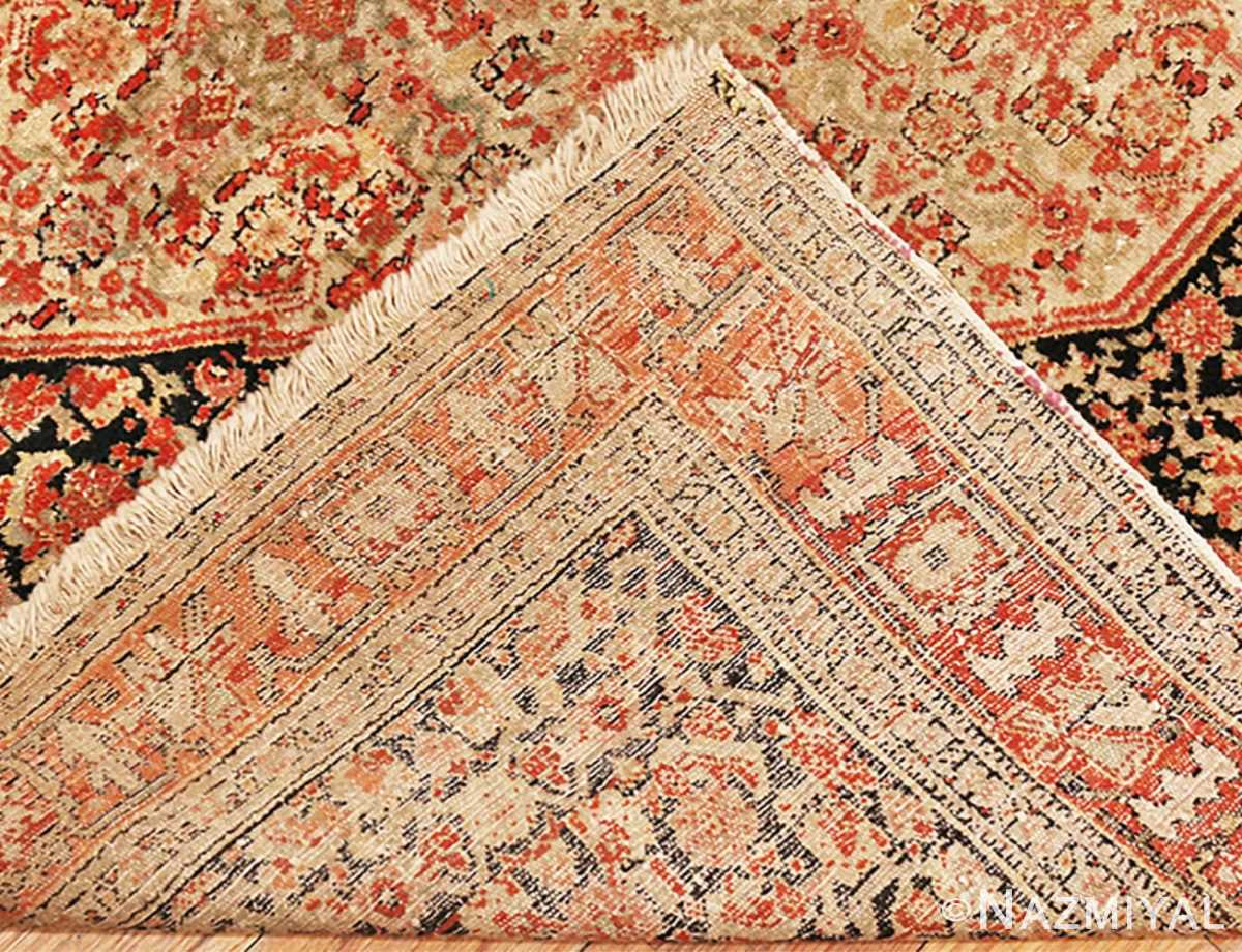 Antique Persian Senneh Runner Rug 48089
