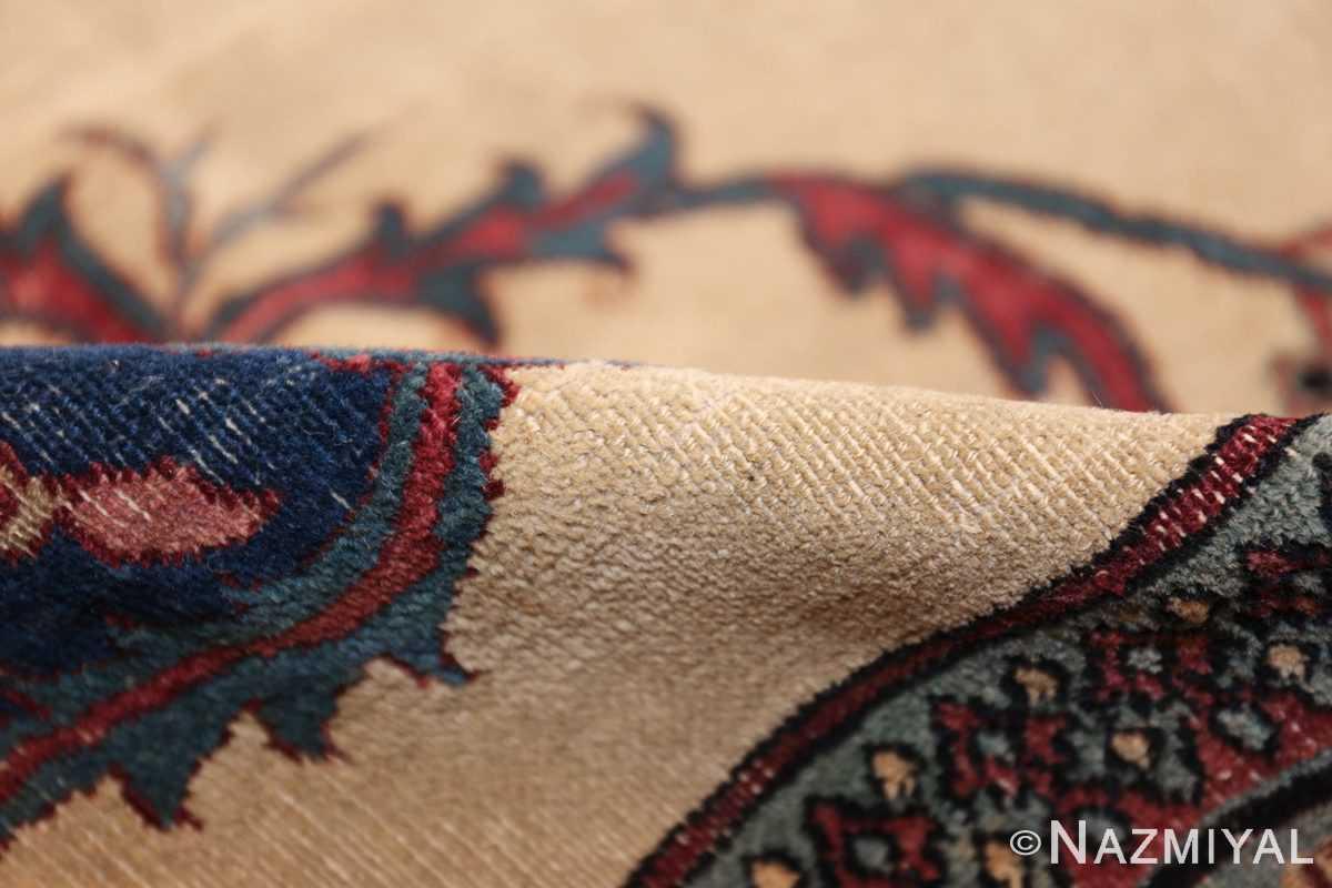 antique shabby chic persian khorassan rug 48035 pile Nazmiyal
