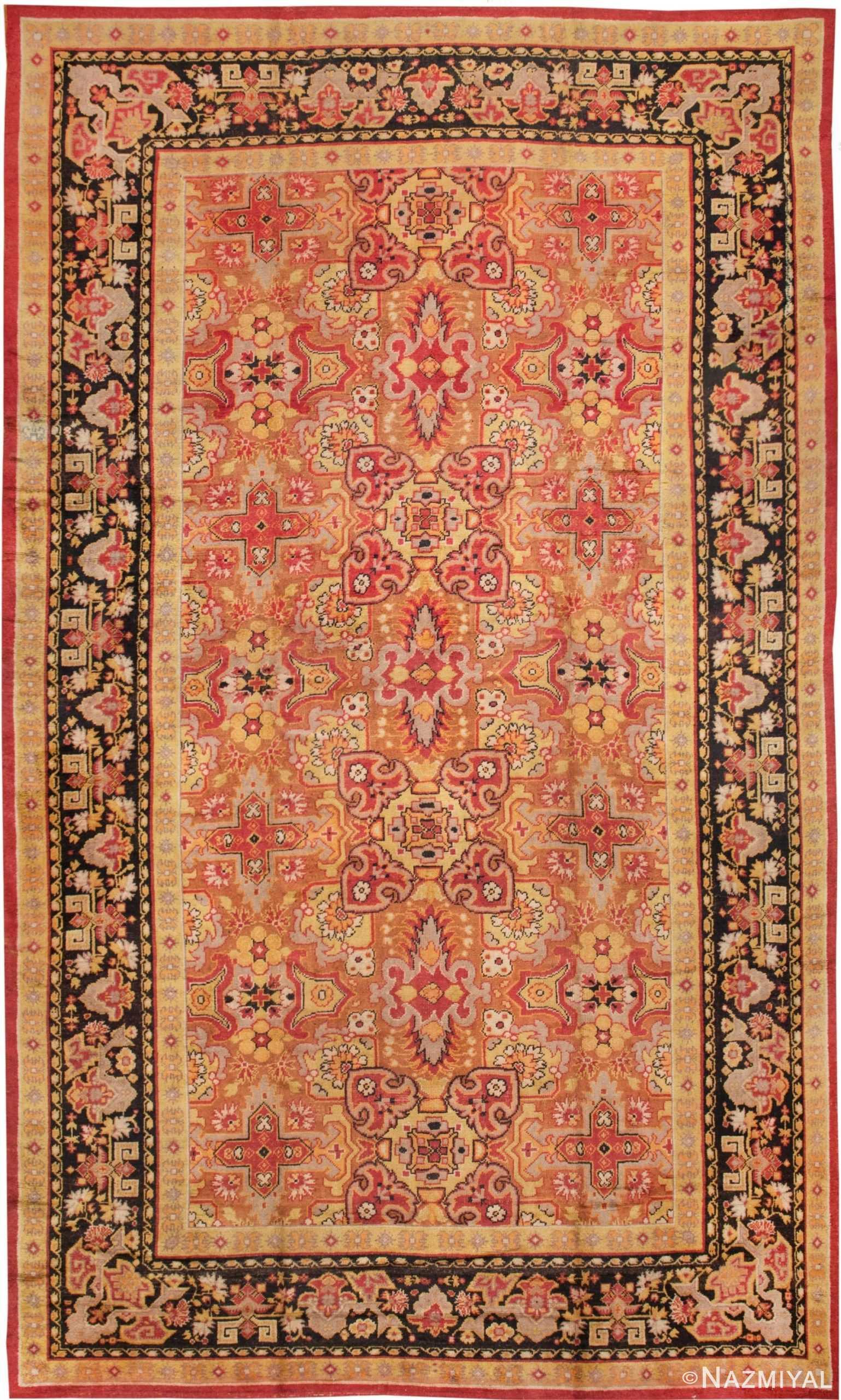 Continental Vintage Rug 2307 Nazmiyal