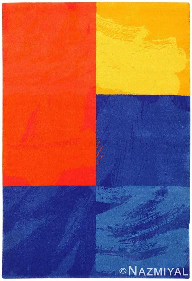 Vintage Charles Arnoldi Rug by Ege Art 48121 Detail/Large View
