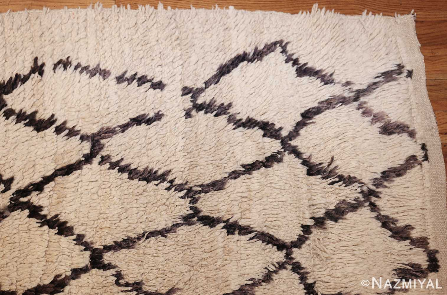 vintage moroccan rug 45096 whole Nazmiyal