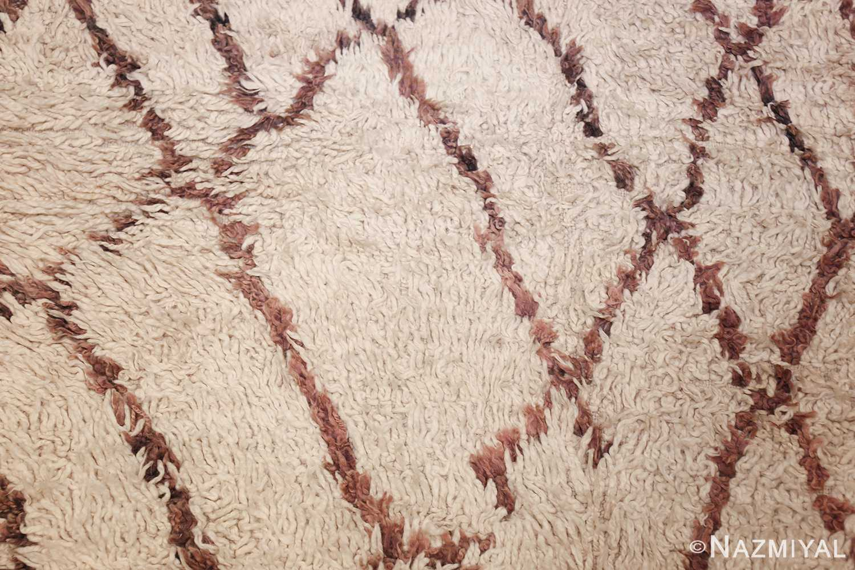 vintage moroccan rug 45096 texture Nazmiyal