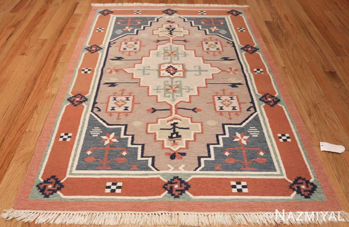 vintage scandinavian swedish rug 48116 whole Nazmiyal