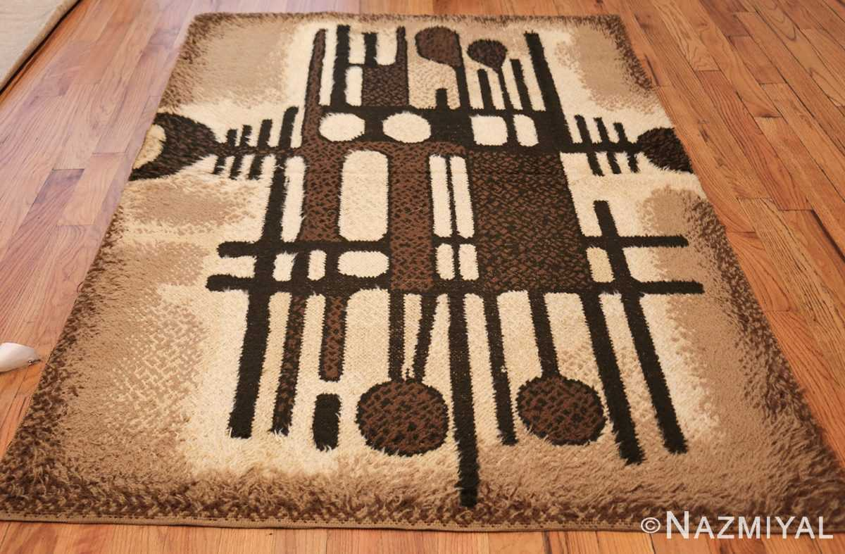 vintage scandinavian swedish rya rug 48086 whole Nazmiyal