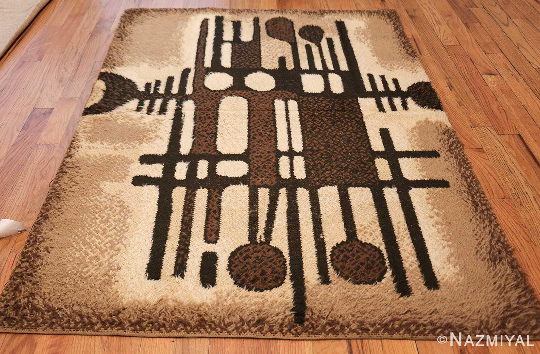 vintage scandinavian swedish rya rug 48086 whole Nazmiyal