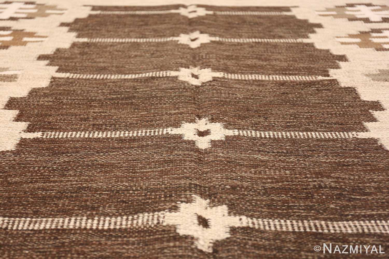 vintage swedish rug by karen jonsson 48119 field Nazmiyal