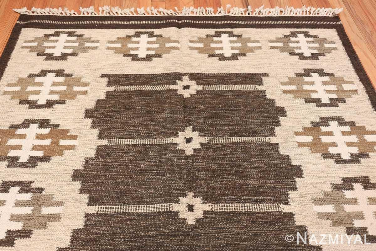 vintage swedish rug by karen jonsson 48119 top Nazmiyal