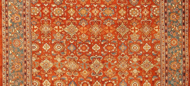 Antique Carpets by Nazmiyal