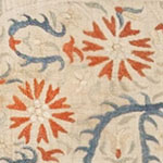 Antique Greek 17 Century Silk Embroidery Textile