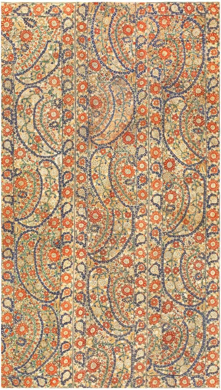 Antique Ottoman Embroidery 41482 Detail/Large View