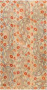 Antique Ottoman Textile 41498 Detail/Large View