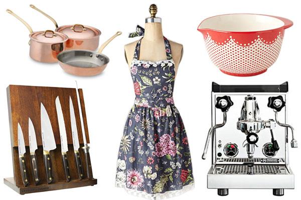 Beautiful Kitchen Accessories by Nazmiyal Design Blog