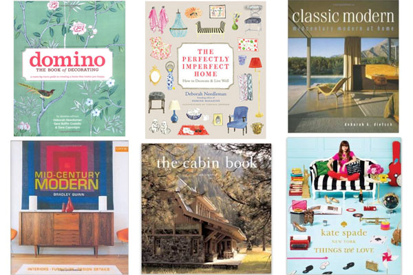 Design Focused Coffee Table Books by Nazmiyal Design Blog
