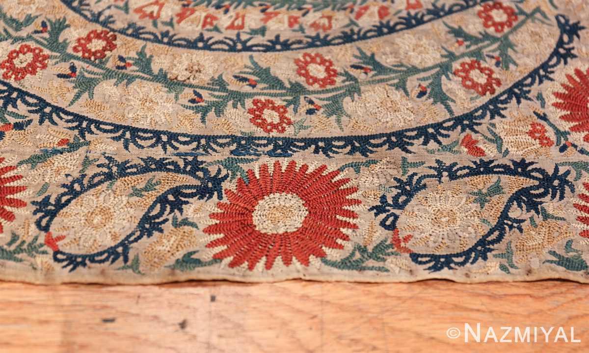 Antique 17th Century Ottoman Textile 41498 horizontal Nazmiyal