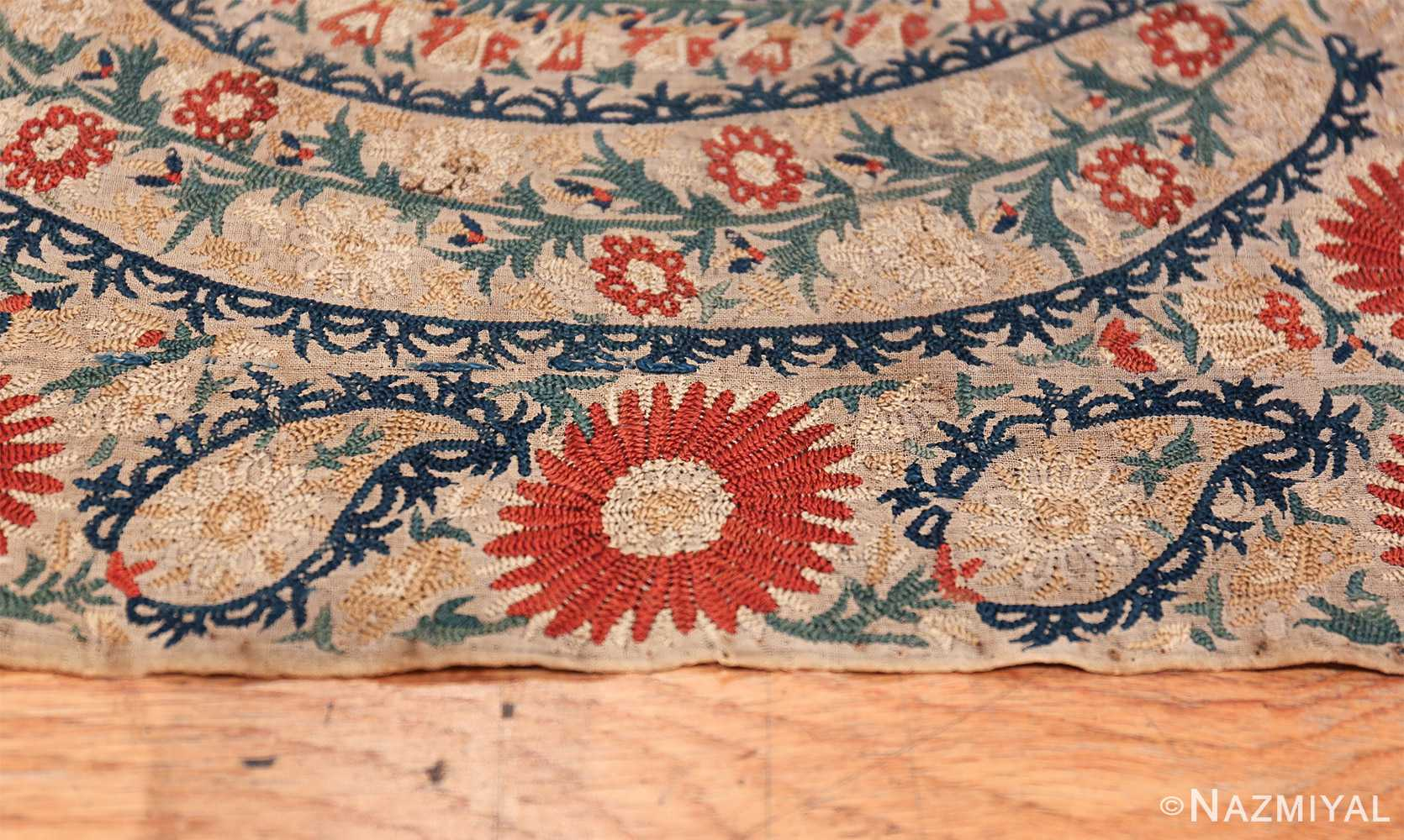 Antique 17th Century Ottoman Textile 41498 horizontal Nazmiyal
