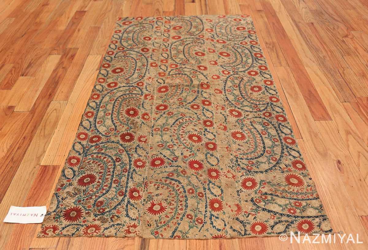 Antique 17th Century Ottoman Textile 41498 Whole Design Nazmiyal