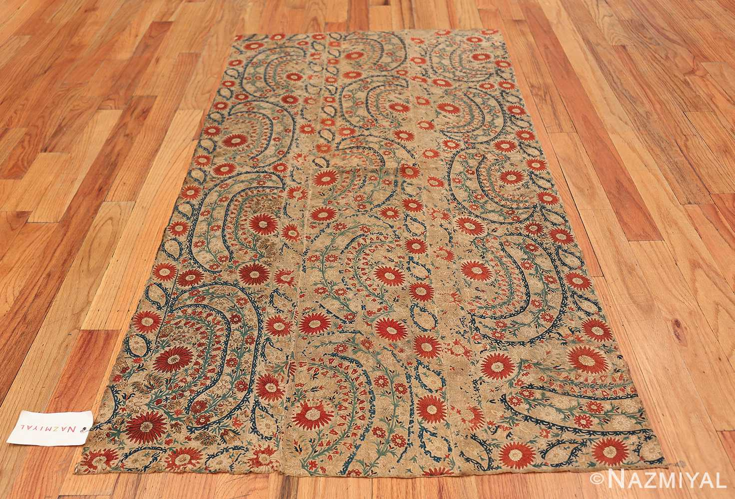 Antique 17th Century Ottoman Textile 41498 Whole Design Nazmiyal