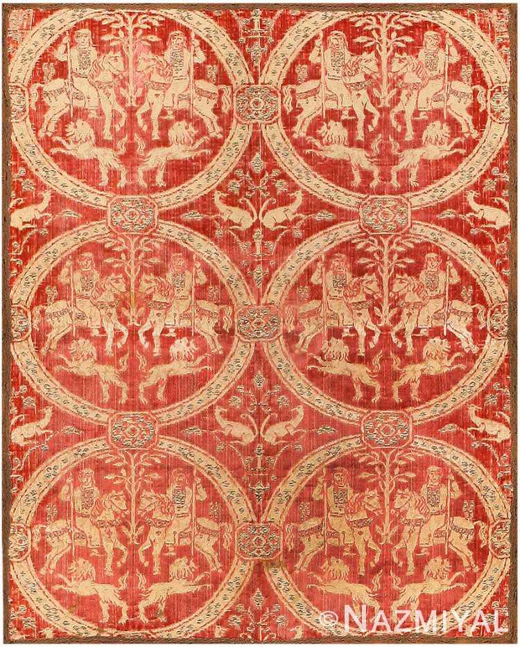Antique Indian Textile 41493 Detail/Large View