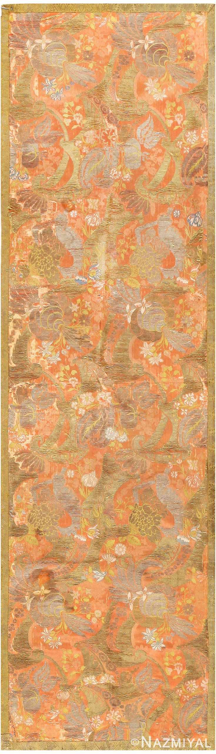 Antique Indian Textile 41497 Detail/Large View