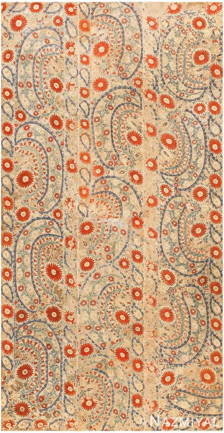 Antique Ottoman Textile 41498 Detail/Large View