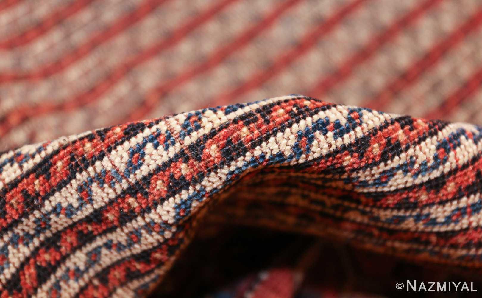 antique persian afshar carpet 47539 pile Nazmiyal