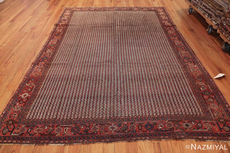 antique persian afshar carpet 47539 whole Nazmiyal