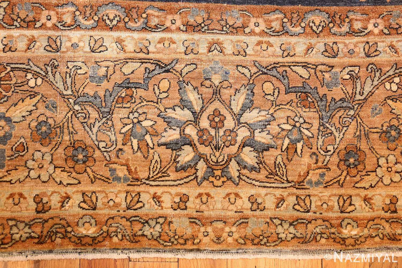 antique persian kerman rug 47316 border Nazmiyal