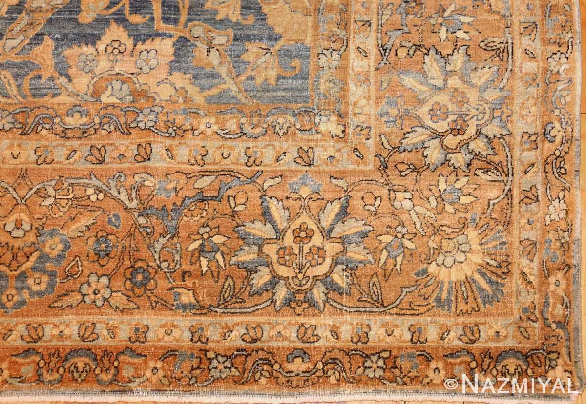 antique persian kerman rug 47316 corner Nazmiyal