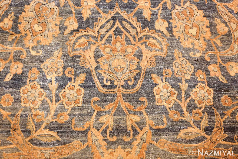 antique persian kerman rug 47316 design Nazmiyal