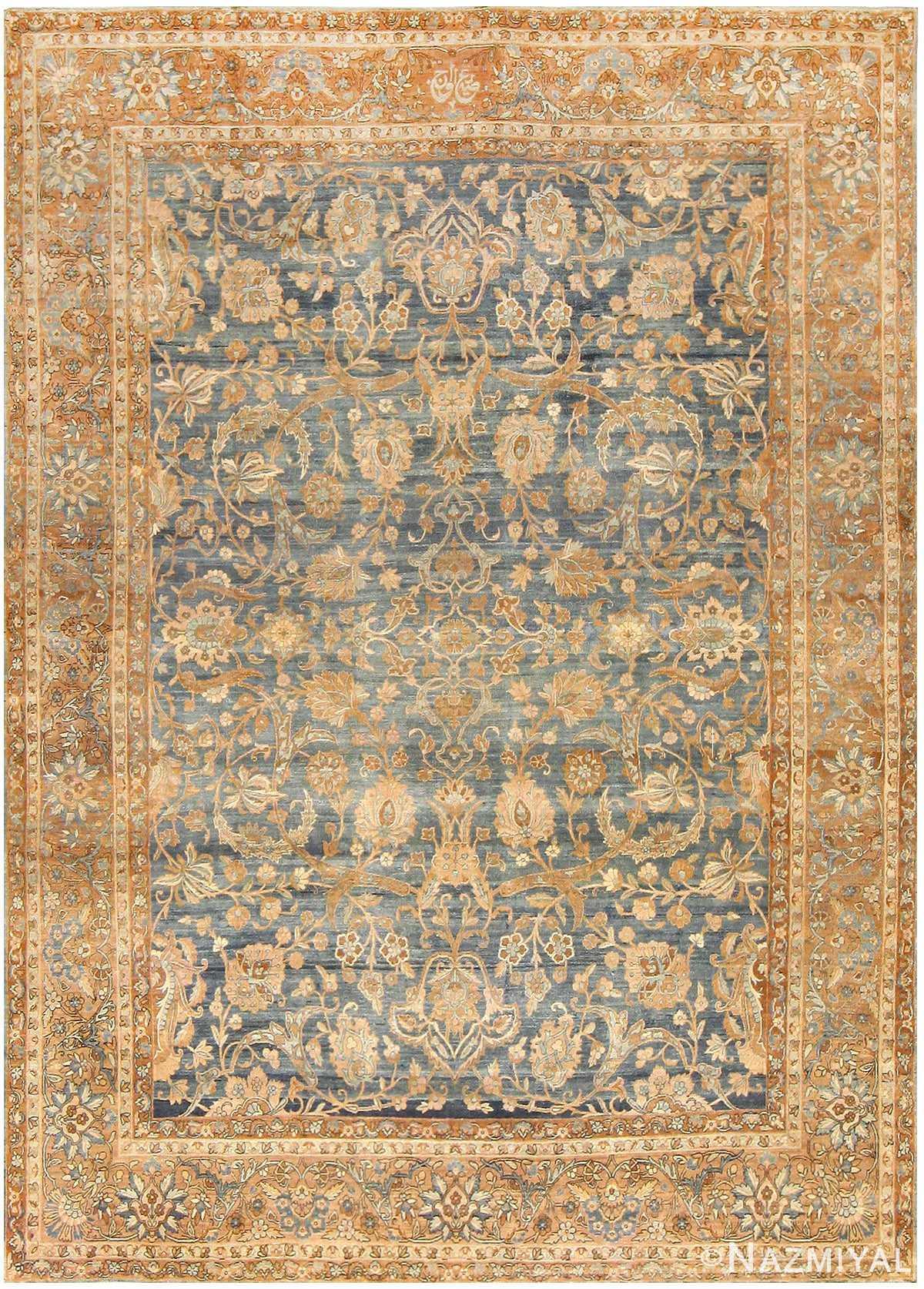 Antique Persian Kerman Rug 47316 Detail/Large View