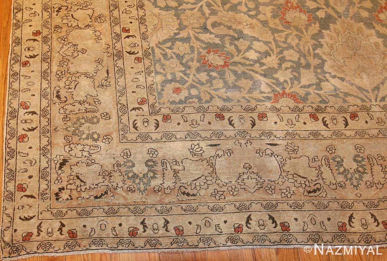 antique persian khorassan carpet 47648 corner Nazmiyal