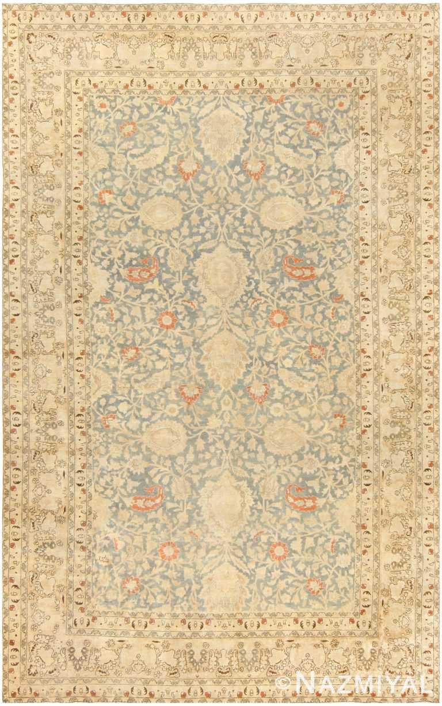 Antique Persian Khorassan Carpet 47648 Nazmiyal