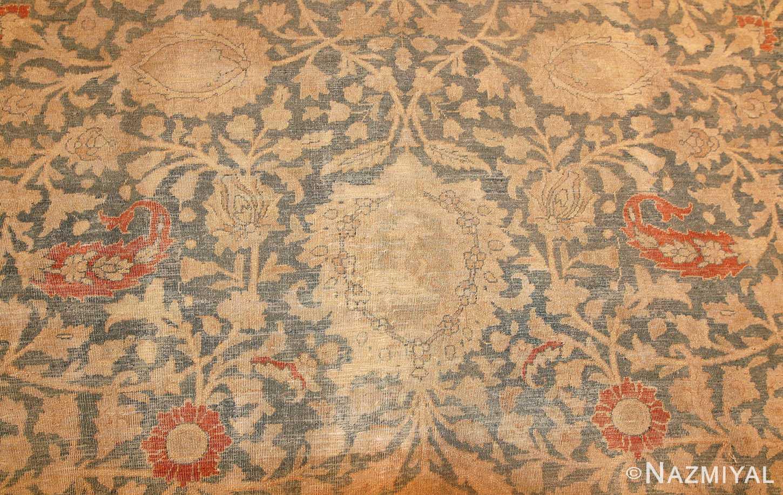 antique persian khorassan carpet 47648 field Nazmiyal