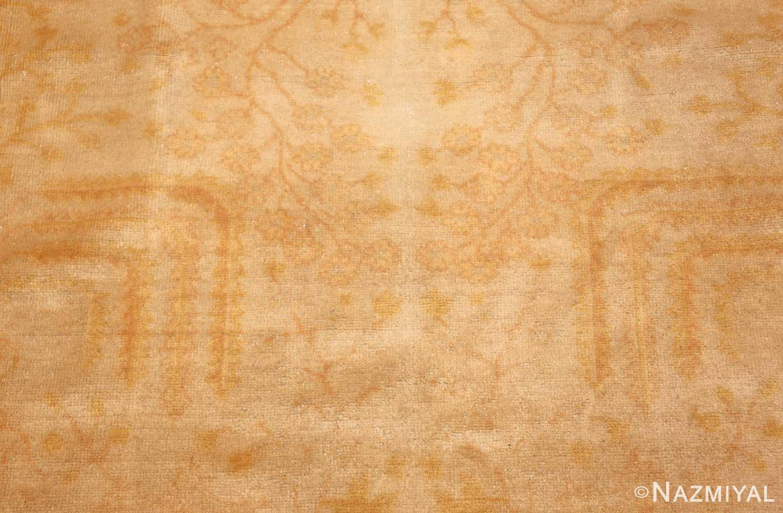 antique turkish oushak rug 48000 closeup Nazmiyal