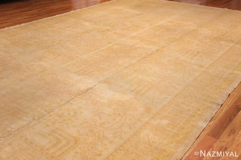 antique turkish oushak rug 48000 whole Nazmiyal