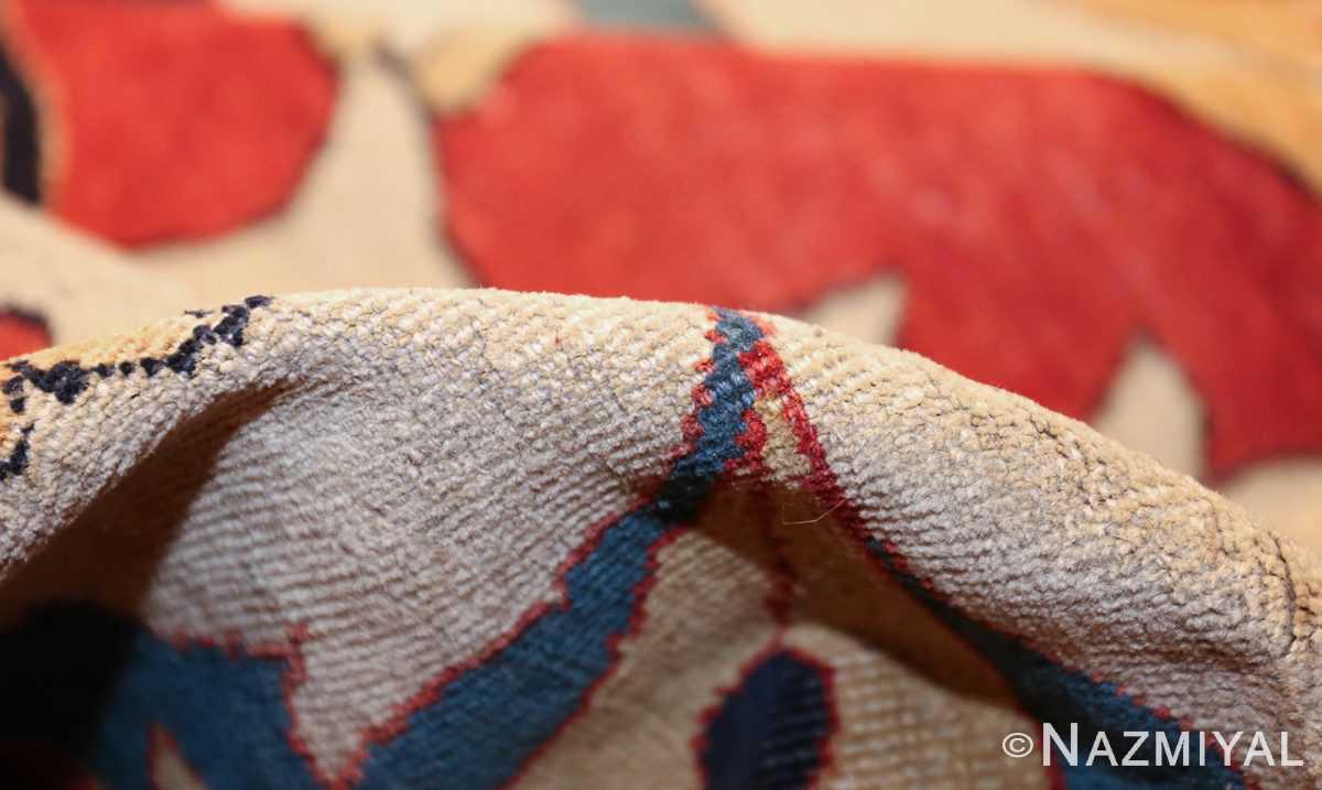large oversized antique persian sarouk farahan carpet 46926 pile Nazmiyal