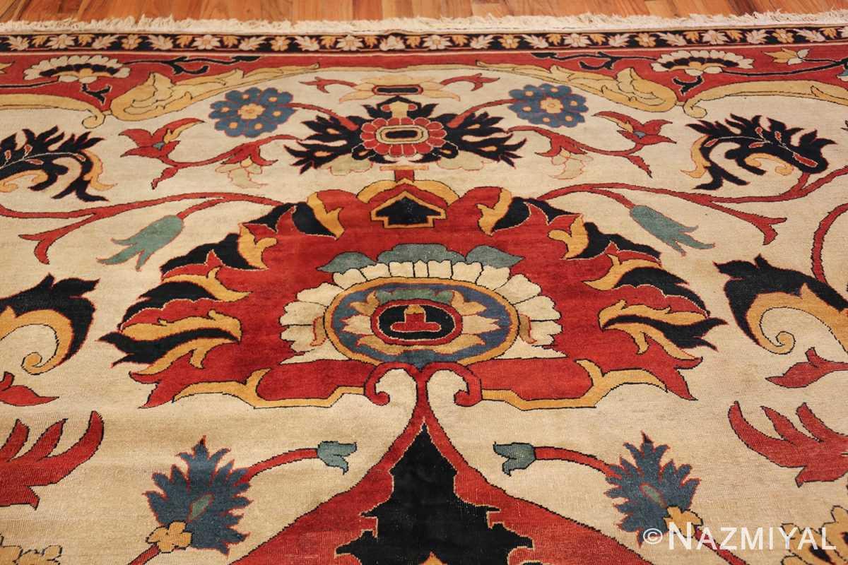 large oversized antique persian sarouk farahan carpet 46926 top Nazmiyal