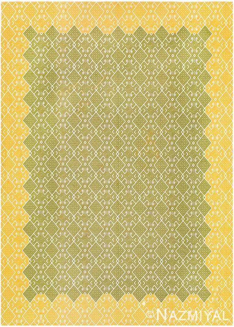 Vintage Scandinavian Textile 48204 Nazmiyal