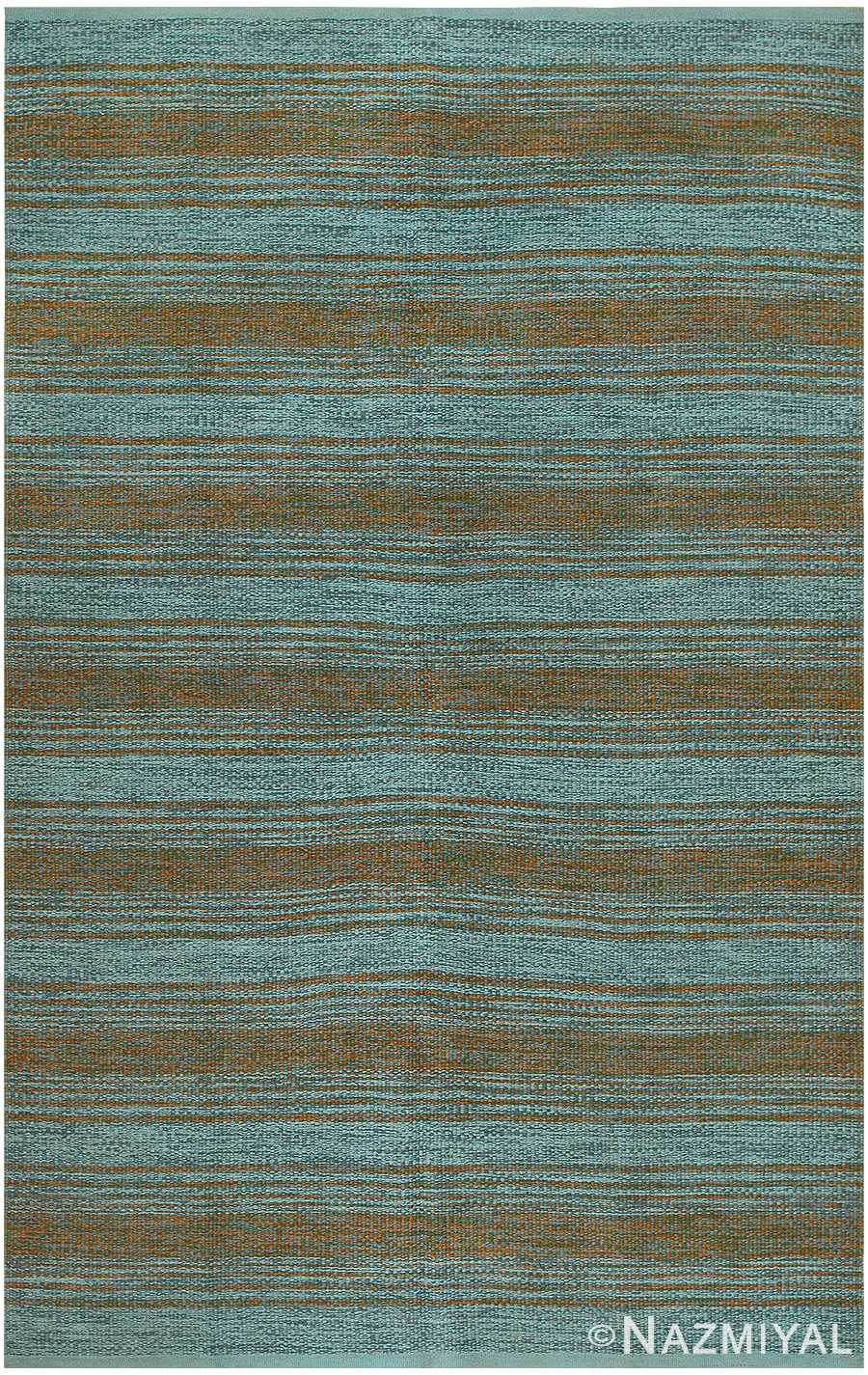 Vintage Swedish Kilim 48195 Detail/Large View