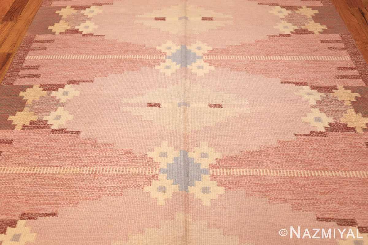vintage swedish rug by ingegerd silow 48194 field Nazmiyal