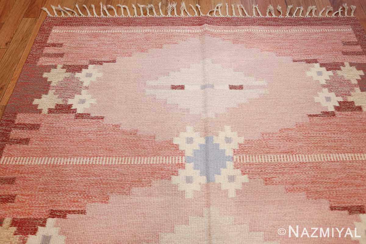 vintage swedish rug by ingegerd silow 48194 top Nazmiyal