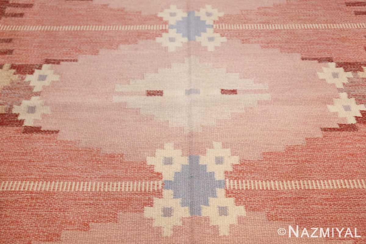 vintage swedish rug by ingegerd silow 48194 trio Nazmiyal