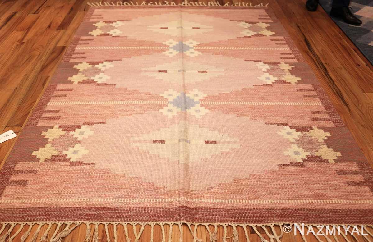 vintage swedish rug by ingegerd silow 48194 whole Nazmiyal