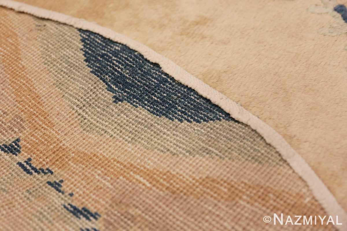 Weave Vintage Chinese Art Deco Round rug 48051 by Nazmiyal