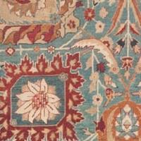 Antique Indian Agra Oriental Rug 3342 Nazmiyal