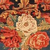Antique Farahan Persian Rug 43419 by Nazmiyal