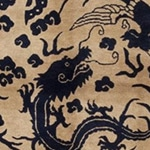 Antique Chinese Rug 46377