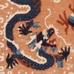 Antique Chinese Rug 46588